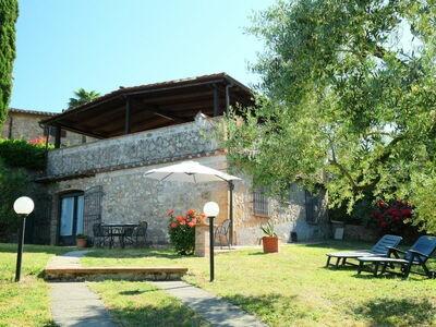 L'Oliviera, Maison 4 personnes à Siena