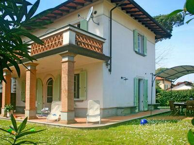 Marzia, Villa 6 personnes à Forte dei Marmi