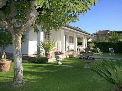 Carla, Villa 5 personnes à Forte dei Marmi