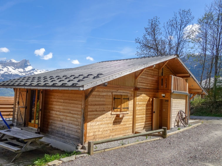 Cosy 1 et 2, Location Chalet à Saint Gervais - Photo 0 / 22