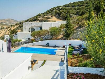 Villa Elitas II, Villa 6 personnes à Paros
