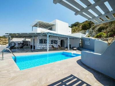 Villa Elitas I, Villa 4 personnes à Paros