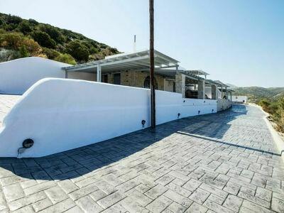 Villa Elitas III, Villa 8 personnes à Paros