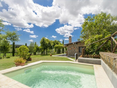 Il Casaletto, Maison 3 personnes à Lago di Vico