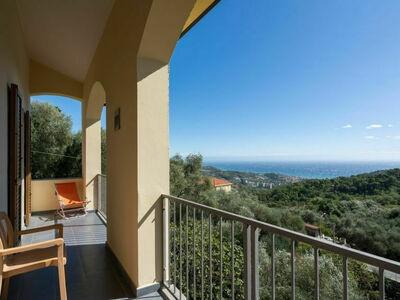 Casa Paola (LGT150), Maison 8 personnes à Lingueglietta