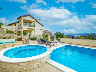 Villa Anna (CKV350), Maison 10 personnes à Crikvenica