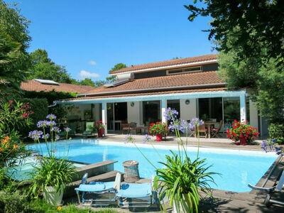 Villa Katy (ADS165), Maison 6 personnes à Andernos