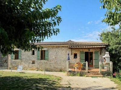 Lozard (BJC100), Maison 4 personnes à Barjac