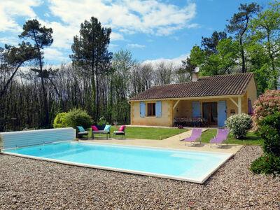 Au Cayroux (BSB302), Maison 6 personnes à Blanquefort sur Briolance