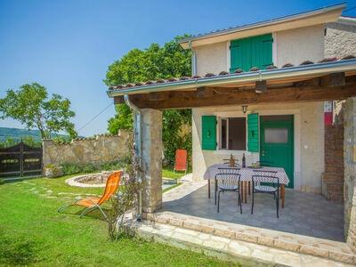 Mimoza (MVN150), Maison 4 personnes à Motovun