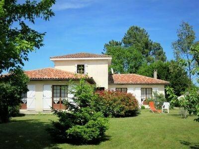 Orphée (GEM120), Maison 8 personnes à Gaillan en Médoc