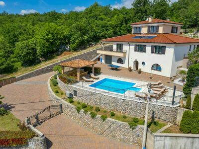 Villa Toni (OPA301), Maison 12 personnes à Opatija
