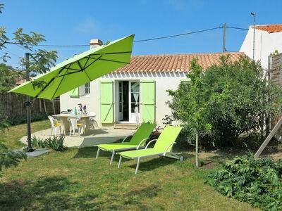 Ptitmissher (IDN141), Maison 4 personnes à Ile de Noirmoutier
