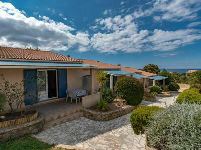 San Antoine (IRU140), Maison 4 personnes à L'Ile Rousse