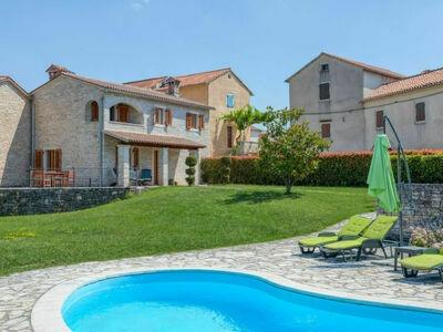 Villa Frapi (PZN324), Maison 4 personnes à Pazin