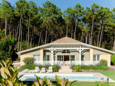 Atlantic Green (LCA350), Location Maison à Lacanau - Photo 15 / 23