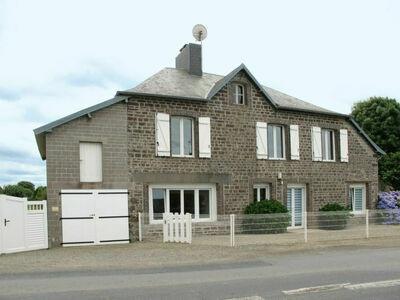 La Piscine (LEN400), Maison 9 personnes à Lengronne