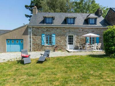 Ker Glaz (LFF105), Maison 5 personnes à La Forêt Fouesnant