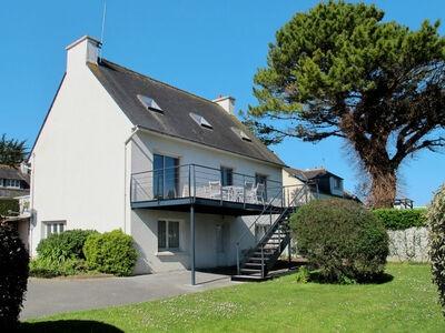 Les Pins (LOQ205), Maison 6 personnes à Locquirec