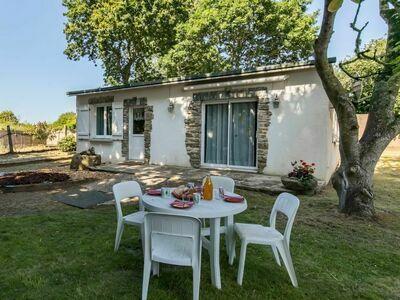 Ty Park (LOQ207), Maison 4 personnes à Locquirec