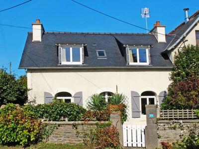 Ty Kerael (LOQ210), Maison 6 personnes à Locquirec