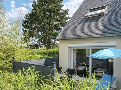 Ty-Rozen (LOQ219), Maison 3 personnes à Locquirec