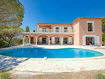 Cacharel (MAX230), Villa 8 personnes à Sainte Maxime