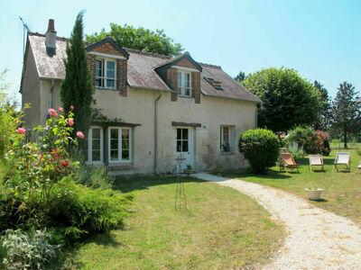 La Janverie (MNX200), Maison 4 personnes à Monteaux