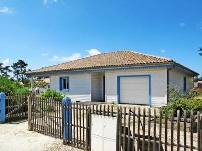 Maison Bleu (MVT130), Maison 6 personnes à Montalivet