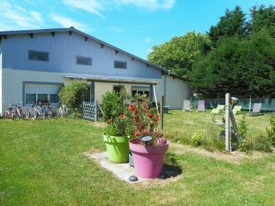 Le Déhès (MVT150), Maison 8 personnes à Montalivet