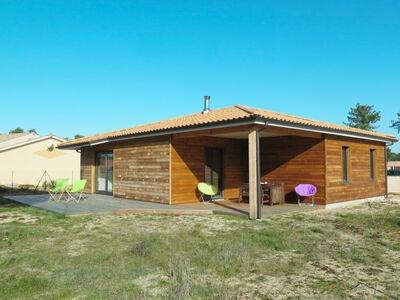 Les Saules (MVT155), Maison 6 personnes à Montalivet