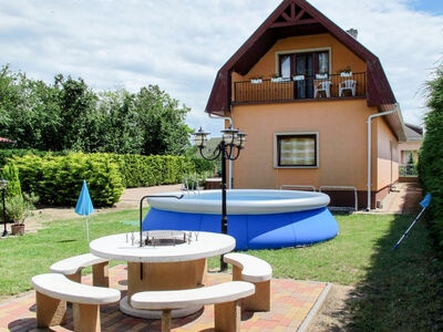 Nárcisz, Maison 8 personnes à Balatonföldvar Szarszo
