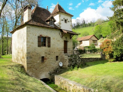 Le Moulin (ONS400), Maison 4 personnes à Fons
