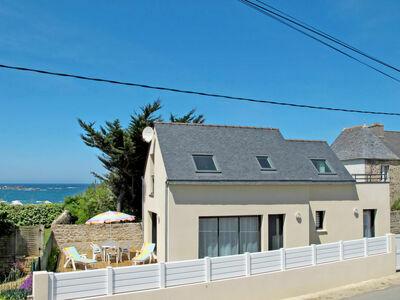 Tal ar Mor (PLC241), Maison 6 personnes à Plouescat