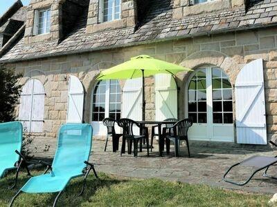 La Mouette (PLE208), Maison 6 personnes à Saint Pol de Léon
