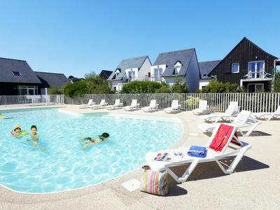 Les Roches (PLE401), Maison 6 personnes à Saint Pol de Léon