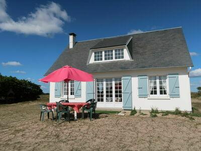 Les Dunes (SGY400), Maison 6 personnes à Saint Germain sur Ay