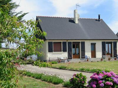 Ferienruhe (SJA100), Maison 6 personnes à Saint Jacut de la Mer