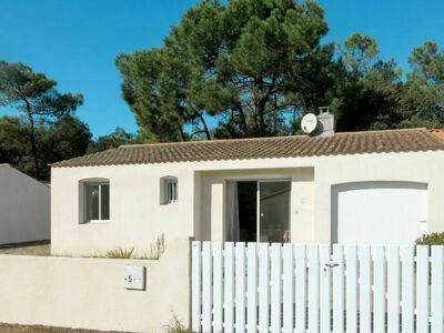 Les Algues (TSM213), Maison 4 personnes à La Tranche sur Mer
