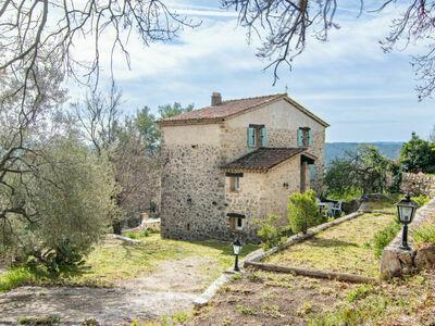 La Foux (TUR120), Maison 4 personnes à Tourrettes