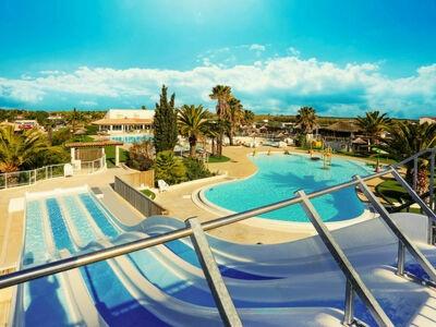 Ferme moderne avec piscine à La Aceña de la Borrega