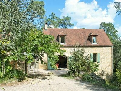 Rocanadel (VYC200), Gite 6 personnes à Veyrignac