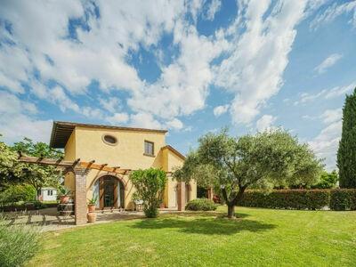 Villa Ulivo (ORT150), Maison 5 personnes à Orentano