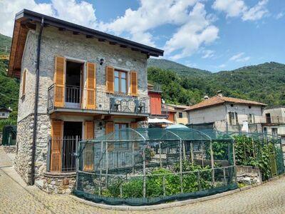 Leonardo (SRC124), Maison 5 personnes à Sorico Albonico