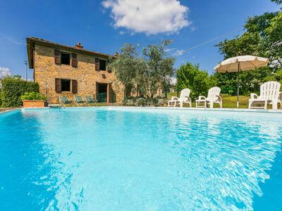 Il Laghetto (PGO131), Maison 9 personnes à Pergine Valdarno