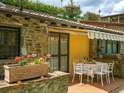 La Fornace (LOF203), Maison 4 personnes à Loro Ciuffenna