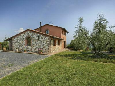 La Beccaccia, Gite 12 personnes à San Miniato