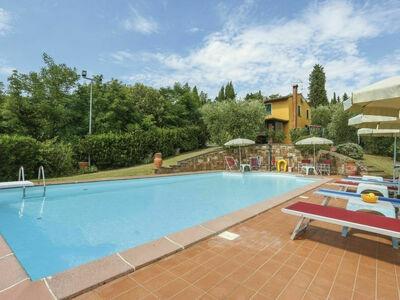 Carandello (MNT310), Maison 8 personnes à Montopoli in Valdarno