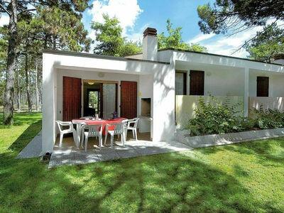 Villaggio Paradiso, Maison 6 personnes à Bibione