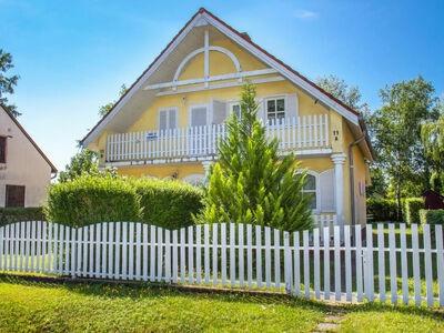 Balaton H476, Maison 5 personnes à Balatonmariafurdo